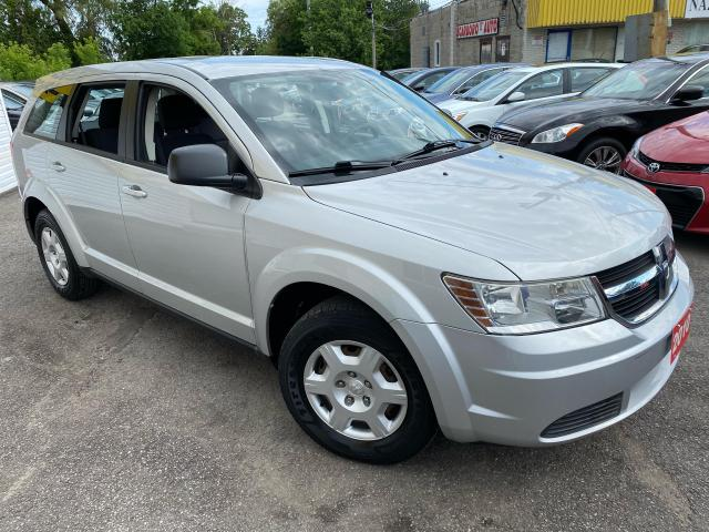 2010 Dodge Journey SE/ 4 CYL/ PWR GROUP/ COLD AC/ AUX INPUT & MORE!