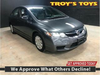 Used 2010 Honda Civic DX for sale in Guelph, ON