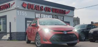 Used 2018 Toyota Corolla XLE for sale in Oakville, ON