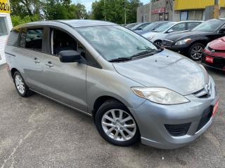 Used 2010 Mazda MAZDA5 GS/ AUTO/ COLD AC/ PWR GROUP/ TINTED/ ALLOYS++ for sale in Scarborough, ON