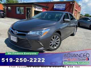 Used 2017 Toyota Camry XLE for sale in Windsor, ON