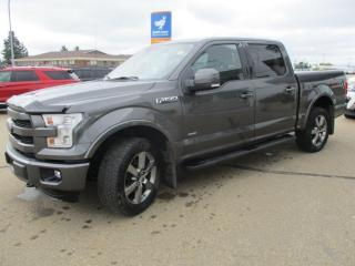 Used 2015 Ford F-150 Lariat for sale in Wetaskiwin, AB