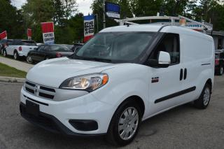 Used 2016 RAM ProMaster City SLT  Camera,Bluetooth for sale in Richmond Hill, ON