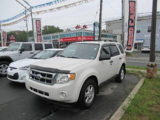 Used 2011 Ford Escape XLT AS IS for sale in Halifax, NS