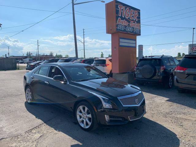 2013 Cadillac ATS Performance**RED LEATHER**NAVI**CAM**NO ACCIDENTS*