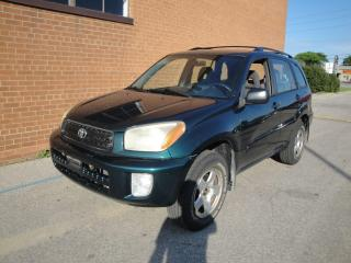 Used 2003 Toyota RAV4 4WD for sale in Oakville, ON