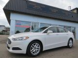Photo of White 2014 Ford Fusion