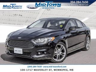 Used 2015 Ford Fusion AWD for sale in Winnipeg, MB