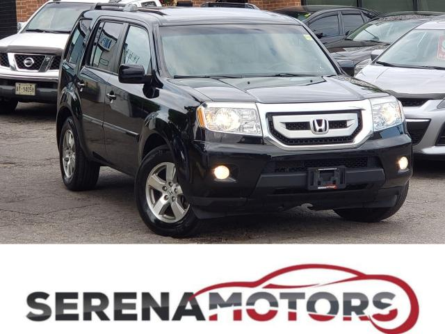 2010 Honda Pilot EX-L | 8 PASS | LEATHER | ONE ONWER | NO ACCIDENTS