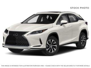 New 2020 Lexus RX 350 for sale in Edmonton, AB