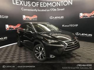 Used 2017 Lexus NX 200t for sale in Edmonton, AB