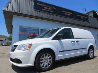 Used 2014 RAM Cargo Van WORK VAN, DIVIDER, SHELVING, GRAND CARAVAN for sale in Mississauga, ON