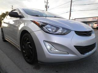 Used 2015 Hyundai Elantra GL for sale in Brampton, ON