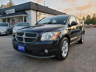 Used 2011 Dodge Caliber SXT for sale in Bloomingdale, ON