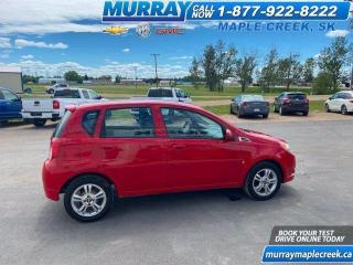Used 2010 Chevrolet Aveo LT for sale in Maple Creek, SK