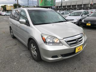 Used 2007 Honda Odyssey EX-L for sale in Vancouver, BC