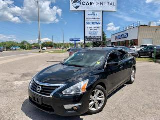 Used 2015 Nissan Altima SV | SUNROOF | REARVIEW CAMERA | for sale in Barrie, ON