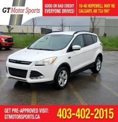 Used 2015 Ford Escape SE 4WD for sale in Calgary, AB