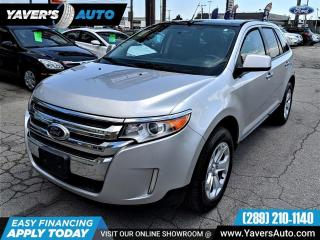 Used 2011 Ford Edge SEL for sale in Hamilton, ON
