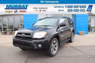 Used 2006 Toyota 4Runner Limited for sale in Moose Jaw, SK