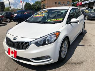 Used 2016 Kia Forte5 LX+ for sale in Scarborough, ON