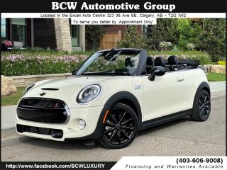 Used 2017 MINI Cooper CONVERTIBLE S for sale in Calgary, AB