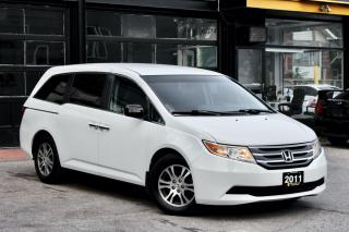 Used 2011 Honda Odyssey for sale in Toronto, ON