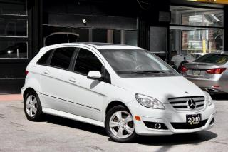 Used 2010 Mercedes-Benz B-Class for sale in Toronto, ON