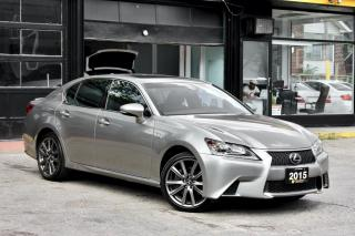 Used 2015 Lexus GS for sale in Toronto, ON