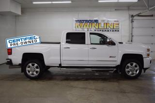 Used 2019 Chevrolet Silverado 2500 HD LTZ for sale in Watrous, SK