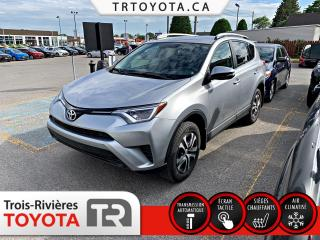 Used 2016 Toyota RAV4 4 portes LE traction avant for sale in Trois-Rivières, QC