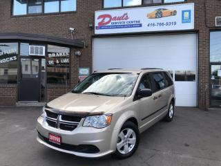 Used 2016 Dodge Grand Caravan 7 SEATER-NAVIGATION-BLUETOOTH*CERTIFIED* for sale in York, ON