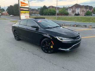 Used 2016 Chrysler 200 C for sale in Ajax, ON