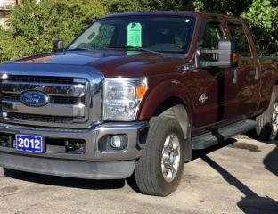 Used 2012 Ford F-250 Super Duty SRW for sale in Brockville, ON