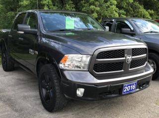 Used 2016 RAM 1500 SLT for sale in Brockville, ON