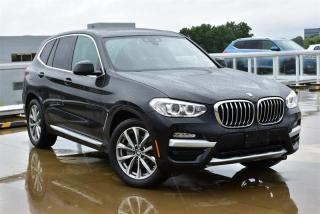 Used 2018 BMW X3 xDrive30i for sale in Burnaby, BC