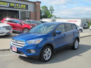 Used 2017 Ford Escape SE 4WD for sale in Brockville, ON