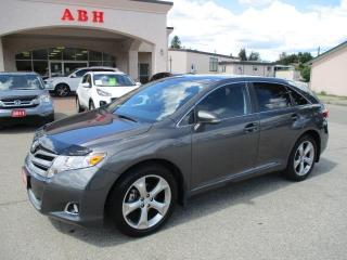 Used 2016 Toyota Venza XLE V6 AWD for sale in Grand Forks, BC
