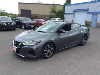 Used 2019 Nissan Maxima SL - LEATHER - SUNROOF - NAVIGATION! for sale in Ottawa, ON