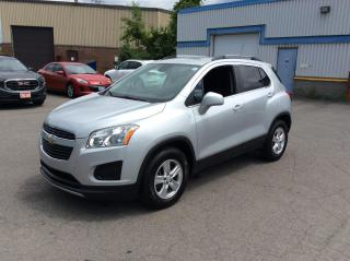 Used 2015 Chevrolet Trax AWD LT w-2LT - BACK UP CAM - AUTOSTART! for sale in Ottawa, ON