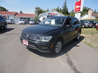 Used 2019 Volkswagen Tiguan Trendline 4Motion for sale in Ottawa, ON
