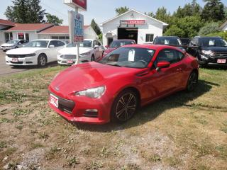 Used 2014 Subaru BRZ 2dr Cpe Man for sale in Ottawa, ON