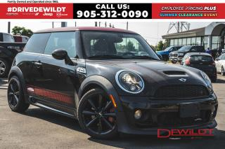 Used 2012 MINI Cooper JCW BASE | SUNROOF | HEATED LEATHER | for sale in Hamilton, ON