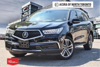 Used 2018 Acura MDX Navi No Accident| 7Yrs Warranty Inc| Remote Start for sale in Thornhill, ON