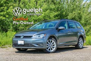 Used 2019 Volkswagen Golf SportWagen Highline Apple CarPlay, SXM, Adaptive Cruise Control for sale in Guelph, ON