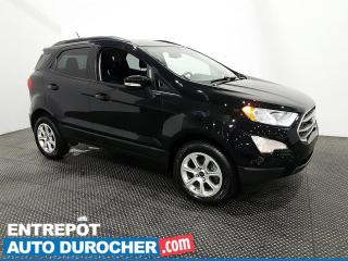 Used 2018 Ford EcoSport SE - AWD - Toit Ouvrant - Bluetooth - Climatiseur for sale in Laval, QC