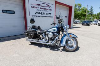 Used 1999 Harley-Davidson Heritage Softail Classic Excellent condition**Only 77,000 kms. for sale in Winnipeg, MB