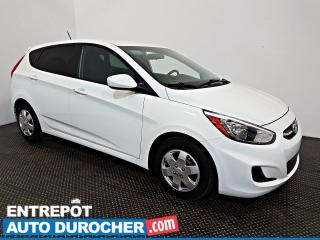 Used 2015 Hyundai Accent GL AIR CLIMATISÉ - Sièges Chauffants for sale in Laval, QC