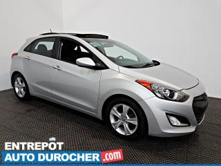 Used 2013 Hyundai Elantra GT GLS TOIT OUVRANT - A/C - Sièges Chauffants for sale in Laval, QC