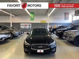 Used 2015 Infiniti Q50 AWD *CERTIFIED!*|BOSE|NAV|SUNROOF|LEATHER|HEATSEAT for sale in North York, ON